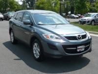 This one owner 2011 Mazda CX-9 Touring AWD is a