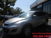 Take command of the road in the 2011 Mazda CX-9! BROWNS