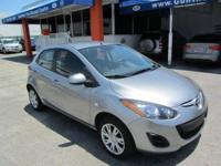 This 2011 Mazda MAZDA2 4dr Sport Hatchback features a
