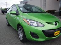 2011 MAZDA2 NICE CAR GREAT GAS SAVER CLEAN CAR FAX AND
