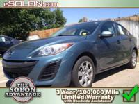 2011 Mazda Mazda3 4dr Car i Sport Our Location is: Dave