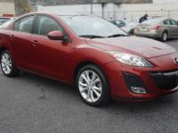 Mazda3 s Sport, **ONE OWNER**, and