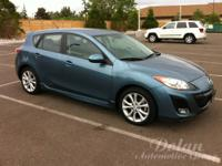 Mazda3 s Sport, Mazda Certified, and Alloy wheels.