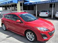 This 2011 Mazda MAZDA3 s Sport Hatchback features a