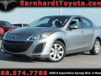 We are happy to offer you this 2011 Mazda Mazda3 which