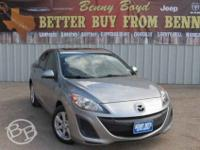 This 2011 Mazda3 is priced in reference to NADA Values