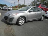 This  2011 Mazda MAZDA3 has been treated with kid