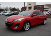 Exterior Color: velocity red mica, Body: 4 Dr Sedan,
