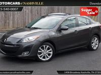 This 2011 Mazda Mazda3 4dr 4dr Sedan Automatic s Grand