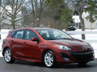 FRESH TRADE IN***MAZDA 3 S SPORT WITH SUPER LOW