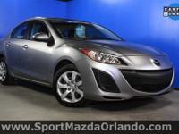 PRICE DROP!! !!! 2011 Mazda Mazda3 i PRICED to MOVE -