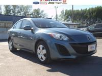 Climb inside the 2011 Mazda Mazda3! A terrific value