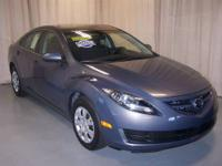 2011 Mazda Mazda6 4dr Car i Sport Our Location is: