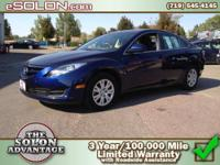 2011 Mazda Mazda6 4dr Car i Sport Our Location is: Dave