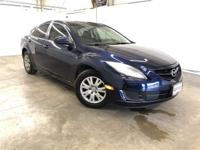 2011 Mazda Mazda6 i Sport FWD 5-Speed Automatic with