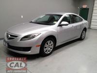 Options:  2011 Mazda Mazda6 4Dr Sdn Auto I Sport|4
