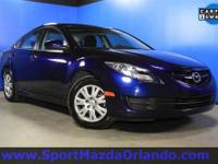 !!! 2011 Mazda Mazda6 i Sport PRICED to MOVE - WAS