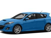 Options:  2011 Mazda Mazdaspeed3 Sport Miles: