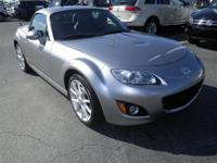 Miata PRHT Grand Touring Mazda Certified 2D Convertible