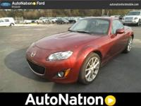 2011 Mazda MX-5 Miata. Our Location is: AutoNation Ford