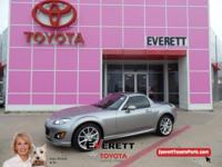 2011 Mazda Miata PRHT Grand Touring Silver, Black