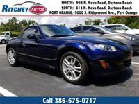 LOW MILEAGE 2011 MAZDA MX-5 SPORT CONVERTIBLE**CLEAN