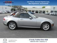 This 2011 Mazda Miata Sport in Silver is well equipped