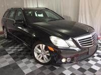 New Price! 4MATIC . Clean CARFAX. Obsidian Black
