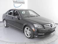 Check out this gently-used 2011 Mercedes-Benz C-Class