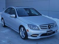 Options:  2011 Mercedes C-Class C 300 Sport|Iridium