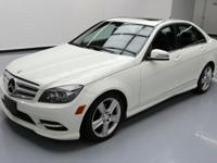 This awesome 2011 Mercedes-Benz C-Class 4x4 comes