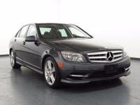 2011 Mercedes-Benz C-Class 4MATIC.Odometer is 28680