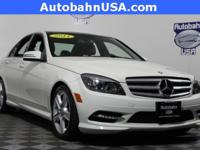 2011 Mercedes-Benz C-Class C300. FULLY SERVICED AND