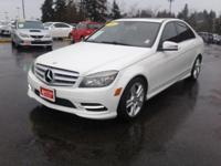 2011 Mercedes-Benz C-Class26/18 Highway/City MPGAll