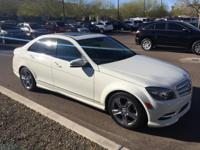2011 Mercedes-Benz C-Class C300 Priced below KBB Fair