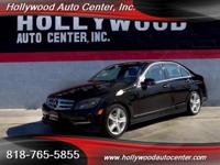 Options:  2011 Mercedes C-Class C300 Luxury|You Are
