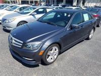 PREMIUM KEY FEATURES ON THIS 2011 Mercedes-Benz C-Class