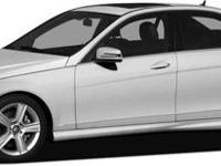 C300 Luxury 4MATIC and Power moonroof. All Wheel Drive!