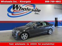 Pre-owned 2011 Mercedes-Benz C300 with approx. 65,270