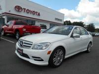 2011 Mercedes-Benz C-Class Sedan C300 4MATIC Our