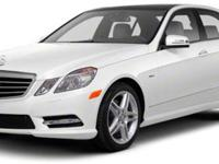 This full-of-class E350 seeks the right match! A real