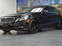 This is a Mercedes-Benz, E-Class for sale by Empire