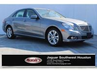 2011 Mercedes-Benz E350 Luxury with 83,782 Miles, Gray