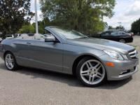 This 2011 Mercedes-Benz E-Class E350 in Palladium