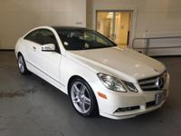 Check out this gently-used 2011 Mercedes-Benz E-Class