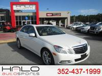 2011 MERCEDES E350 SPORTS SEDAN WHITE WITH TAN LEATHER