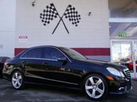 Options:  2011 Mercedes-Benz E-Class E 350 Luxury