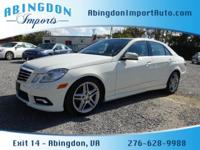 Options:  2011 Mercedes E-Class 4Matic|Awd E350 Luxury