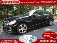 This Amazing Black 2011 Mercedes-Benz 4Matic Sedan