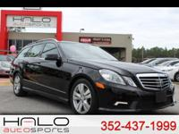 2011 MERCEDES E-CLASS WAGON LOADED WITH PANORAMIC